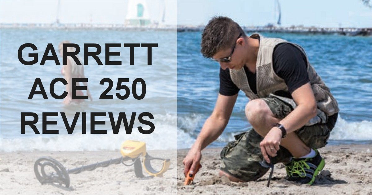 garrett 1 - Garrett Ace 250 Reviews - In Depth Analysis, Tips and Comparison