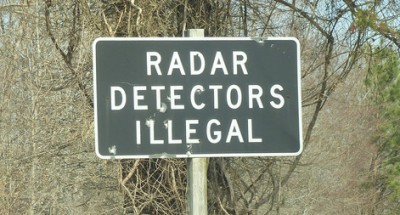 radar detectors illegal - Are Radar Detectors Legal or Illegal in California? (CA State Law)